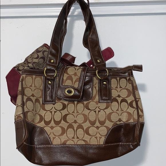 Coach Handbags - Coach Purse Bags